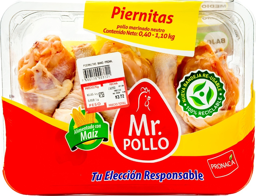 Mr. Pollo Piernitas de Pollo
