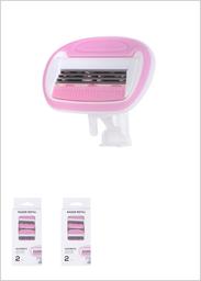 Repuesto Para Afeitadora de Mujer