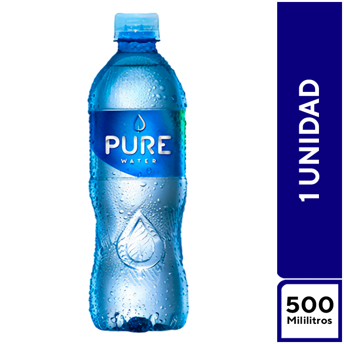 Pure Water Sin Gas 500 ml