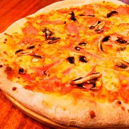 2x1 Pizza Tricolore