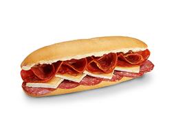 Sándwiche Bocadillo Chorizo Español