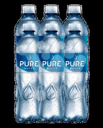 Agua Pure Water Pack 6 U