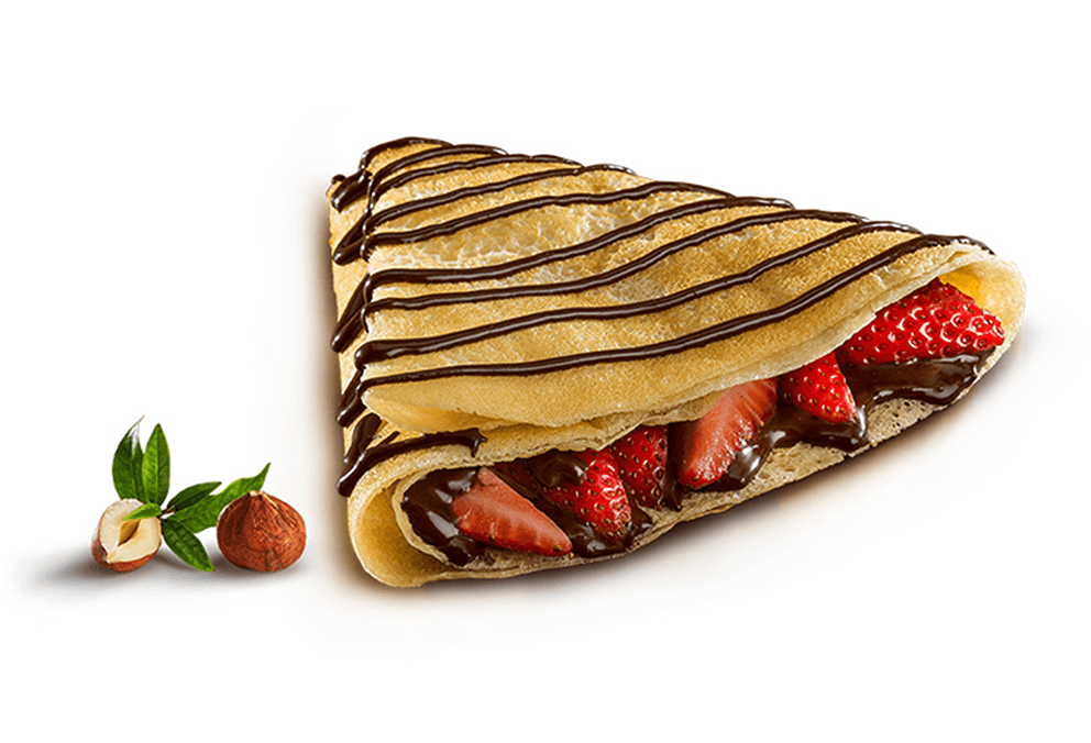 Crepe Chocoavellana