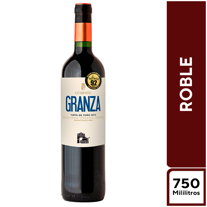 Granza Roble Toro 750 ml