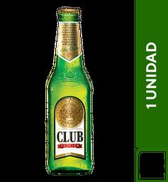 Cerveza Club Verde 330 ml
