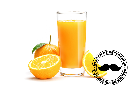 Jugo Natural de Naranja