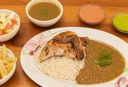 Pollo ¼