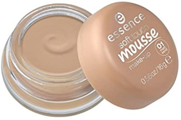 Base Soft Touch Mousse Make-up 01 Essence
