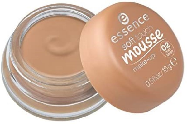 Base Soft Touch Mousse Make-up 02 Essence