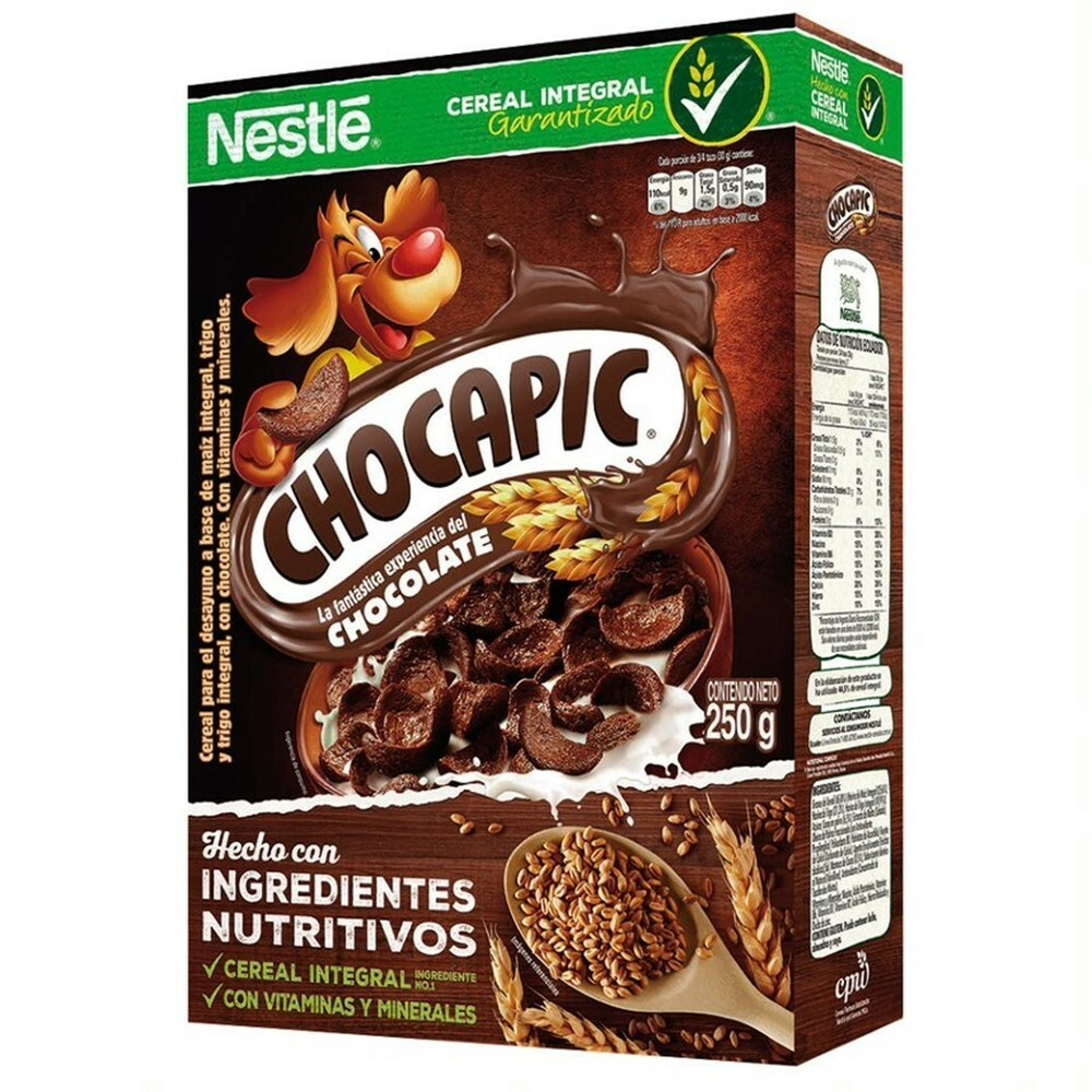 Chocapic Cereal Nestle