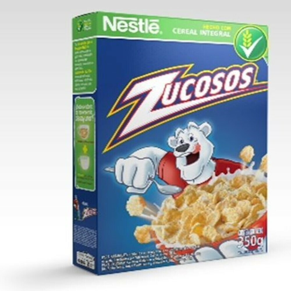 Zucosos Cereal Nestle