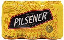 Pilsener Cerveza X 6