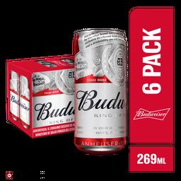 Budweiser Lata 269 X6