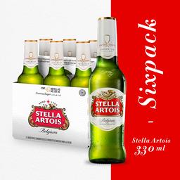 3x2 Stella Artois Cerveza X 6