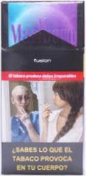Marlboro Cigarrillo Fusion Menta & Mora