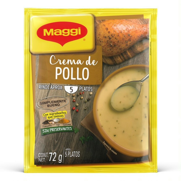 Maggi Crema De Pollo
