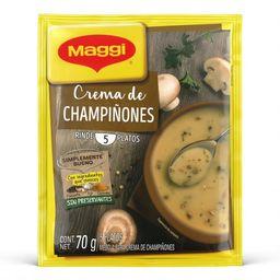 Maggi Crema Instantánea De Champiñones