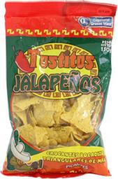 Tostitos Frituras De Maíz Sabor Jalapeños