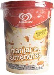 3x2 Pinguino Helado Pingüino Manjar De Almendras