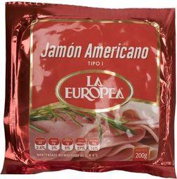 La Europea Jamon Americano