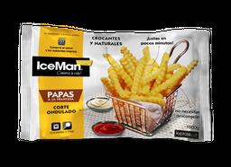 Iceman Papas Patata Corte Ondulado