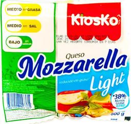 Kiosko Queso Mozzarella Light