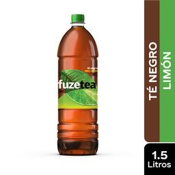 Fuze Tea Negro Limon