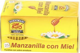Hornimans Te Manzanilla Con Miel