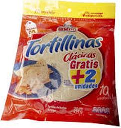Bimbo Tortillas Clasicas