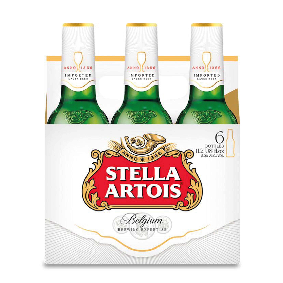 Cerveza Stella Artois Six Pack