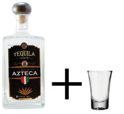 Tequila Azteca Plata + Shot