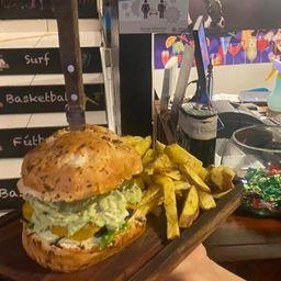 Burger Tejana