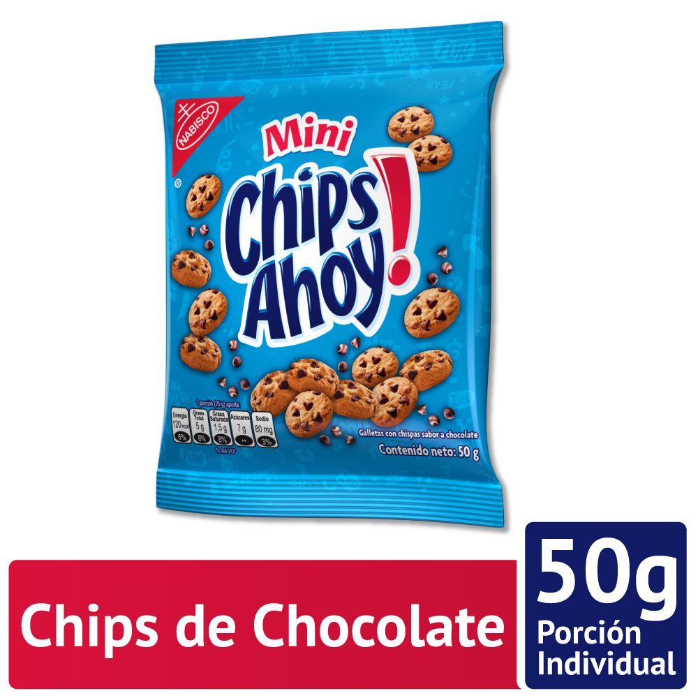 Chips Ahoy! chips de chocolate