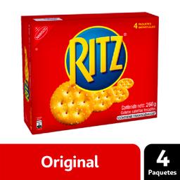 Ritz Galletas Saladitas Caja