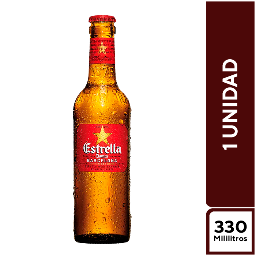 Estrella Damm 330 ml