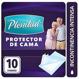 Plenitud Protector De Cama Adulto Incontinencia X 10