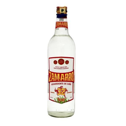Aguardiente 40 Zamarro 750 Cc