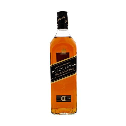 Whisky Johnnie  Walker Black 750 Cc