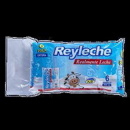 Reyleche Leche 6Pack Up Entera
