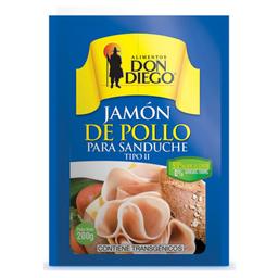 Don Diego Jamón de Pollo