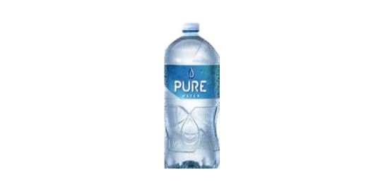 AGUA S/GAS PURE WATER 4000 ML