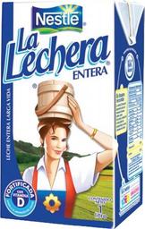 Pack La Lechera Leche Entera Caja X 12
