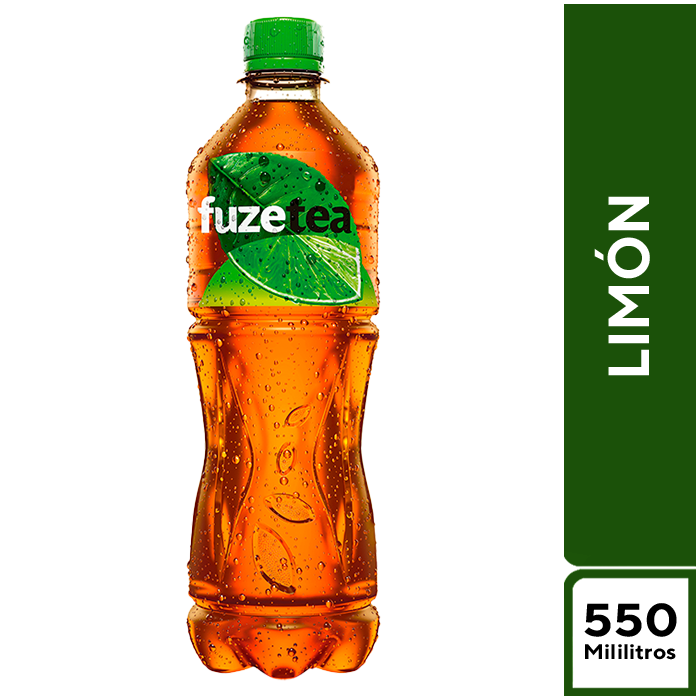 Fuze Tea Limón 550 ml