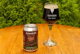 Sinners Cappuccino Stout 330 ml