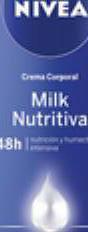 Nivea Cremas Beiersdorf Crema Corp Milk Nut P/Xseca