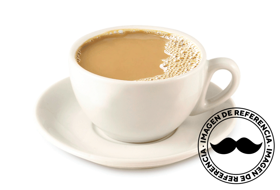 Café Pasado con Leche 12 oz