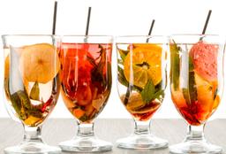 Agua Aromática de Frutas