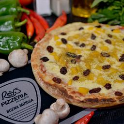 Pizza de Frutas Mediana