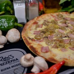 Pizza al Tocino Familiar