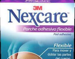 Nexcare Parche Adhesivo